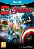 LEGO Marvel Vengadores WII U