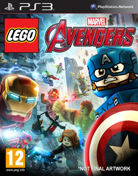 Lego Marvel Vengadores Ps3 Comprar Ultimagame