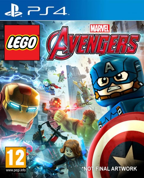 Lego Marvel Vengadores Ps4 Comprar Ultimagame