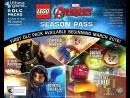 Imágenes recientes LEGO Marvel Vengadores