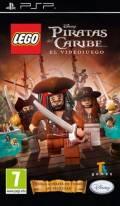 Lego Piratas del Caribe PSP