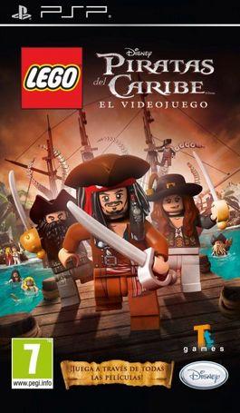 Lego Piratas del Caribe