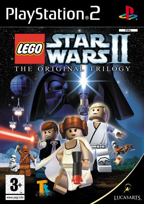 Lego Star Wars II La Trilogia Original