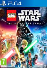 LEGO Star Wars: La Saga Skywalker PS4