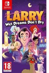 Leisure Suit Larry - Wet Dreams Don't Dry SWITCH