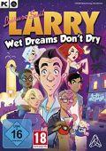 Leisure Suit Larry - Wet Dreams Don't Dry portada