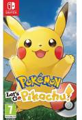 Pokémon: Let's Go Pikachu y Eevee SWITCH