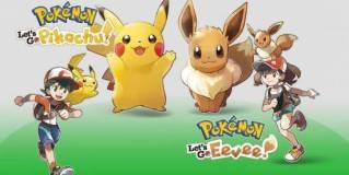 Análisis de Pokémon: Let's Go Pikachu y Eevee