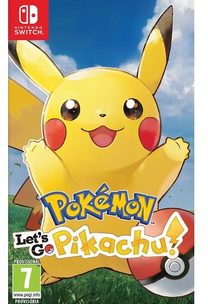 Pokémon: Let's Go Pikachu y Eevee