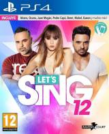 Let's Sing 12 PS4