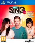Let's Sing 8 Versión Española PS4