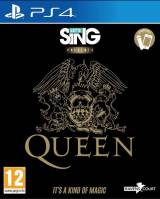 Let's Sing Presents Queen PS4