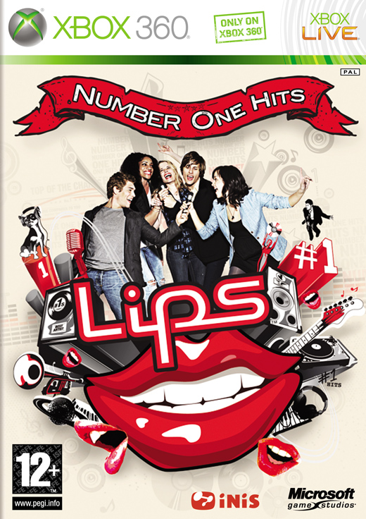 Lips: Number One Hits