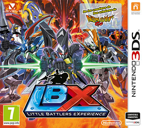 Little Battlers eXperience (LBX)