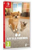 Little Friends: Dogs & Cats portada