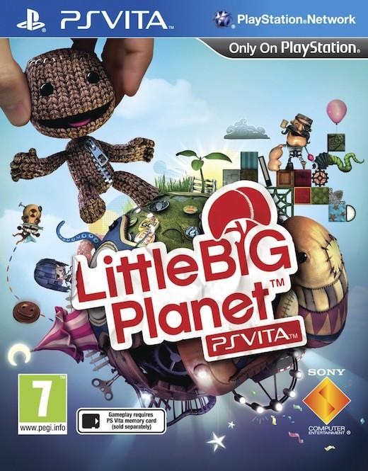 Portada de LittleBigPlanet