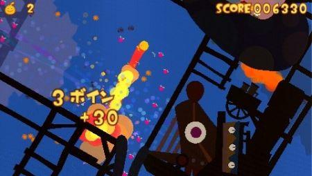 LocoRoco : Midnight Carnival - ¡Que estallen los Boings!