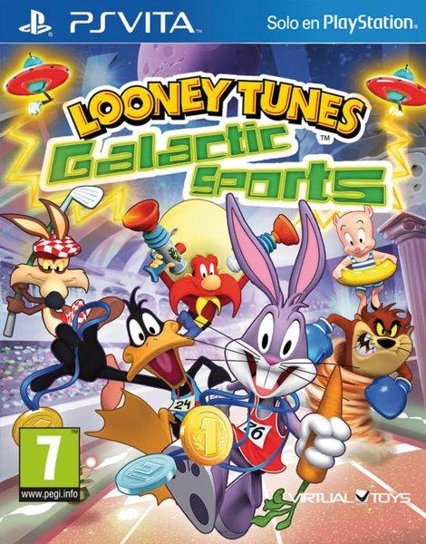 Looney Tunes: Deportes Galácticos