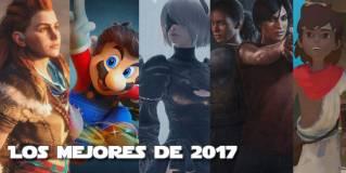 Los mejores juegos de 2017