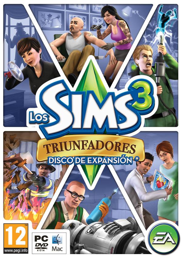 Los Sims 3: Triunfadores (Expansión)