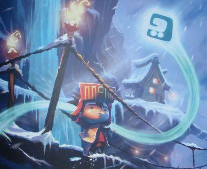 LostWinds: Winter Of The Melodias - Nuevos aires de aventura para WiiWare