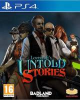 Lovecraft´s Untold Stories PS4