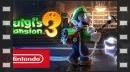 vídeos de Luigi's Mansion 3