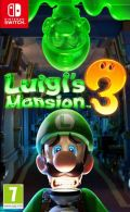 Luigi's Mansion 3 portada