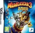 Madagascar 3: De Marcha por Europa  DS