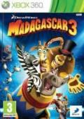 Madagascar 3: De Marcha por Europa  XBOX 360