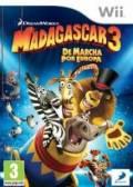 Madagascar 3: De Marcha por Europa  WII