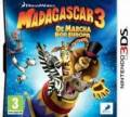 Madagascar 3: De Marcha por Europa  3DS