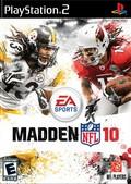 Madden NFL 10 PS2