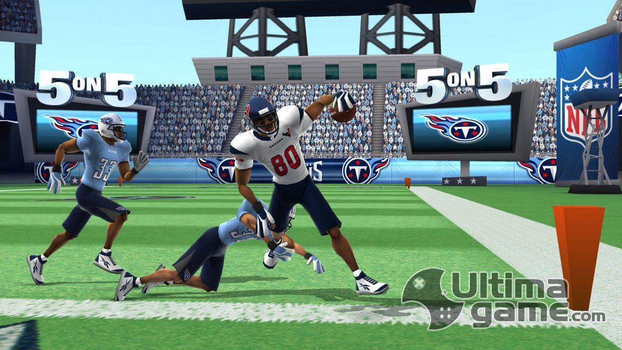 Madden NFL 11 - La saga deportiva enseña su potencial en Wii de Madden NFL  11 ad5f8898e945d