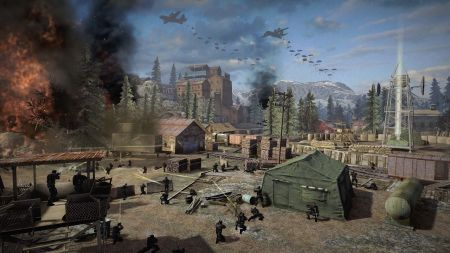 MAG - Nuevos rifles y otras mejoras con ´Ataque Rápido´, el segundo DLC