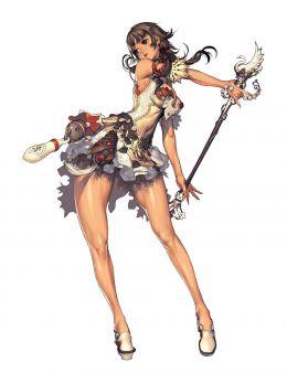 La princesa de MagnaCarta II se desnuda para nosotros imagen 1