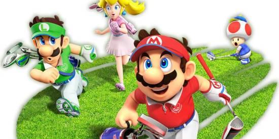 Análisis de Mario Golf: Super Rush