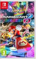 Danos tu opinión sobre Mario Kart 8 Deluxe