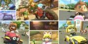 Link se une como corredor a Mario Kart 8