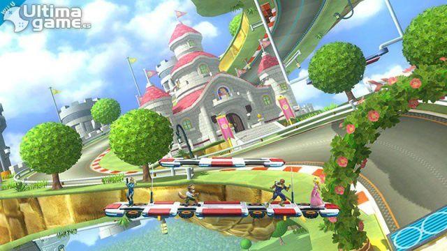 El traje de Captain Falcon, en un nuevo vídeo de Mario Kart 8
