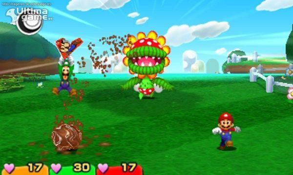 Se adelanta el lanzamiento en Europa de Mario & Luigi: Paper Jam