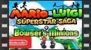 vídeos de Mario & Luigi: Superstar Saga + Secuaces de Bowser