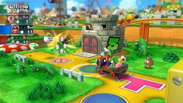 Descubre cómo masacrar a tus amigos en Mario Party 10