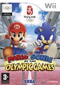 Mario y Sonic en los Juegos Olímpicos WII