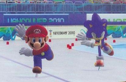Mario Y Sonic En Los Juegos Olimpicos De Invierno Articulos Ultimagame