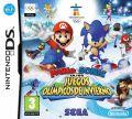 Mario y Sonic en los Juegos Olimpicos de Invierno DS
