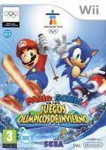 Mario y Sonic en los Juegos Olimpicos de Invierno WII