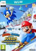 Mario y Sonic en los Juegos Olímpicos de Invierno Sochi 2014 WII U