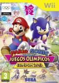 Mario y Sonic en los Juegos Olímpicos London 2012 WII