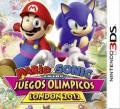 Mario y Sonic en los Juegos Olímpicos London 2012 3DS